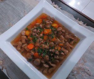 resep-sop-sosis-melati