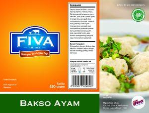 Bakso Ayam Fiva