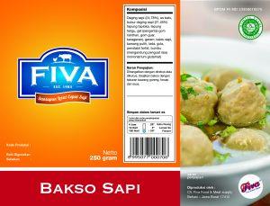 Bakso Sapi Fiva