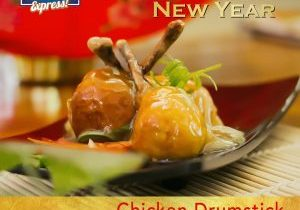 Resep Chicken Drumstick with plum sauce a la FIva
